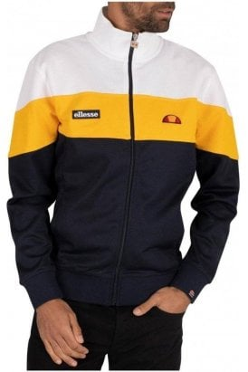 Caprini Track Top Navy