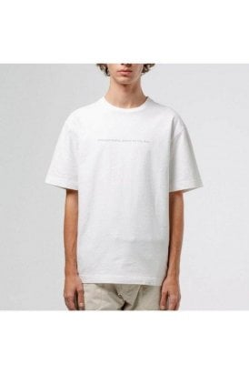 T-shirt Plain White
