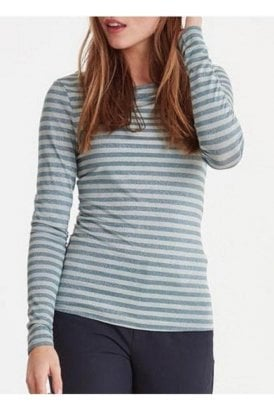 Ls Stripe Top North Atlantic