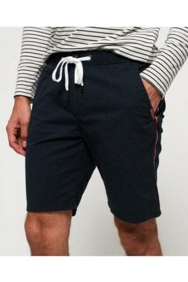 Sunscorched Short Micro Navy Dot