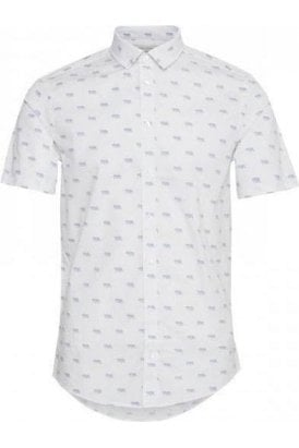 Arthur Shirt French Blue