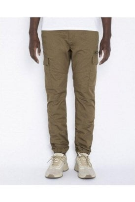 Schott Fitted Cargo Pants Khaki