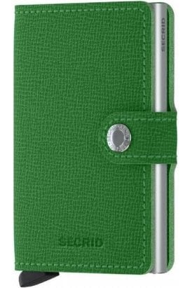 Secrid Miniwallet Light Green