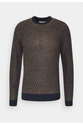 Casual Friday Karl Structured Pullover Peat