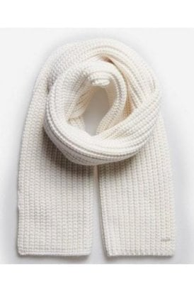 Super Chunky Scarf Cream