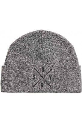 Surplus Silicone Logo Beanie Surplus Grey Grit